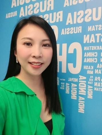 相片: 牽你康360市場策劃有限公司行政總裁黃思敏
