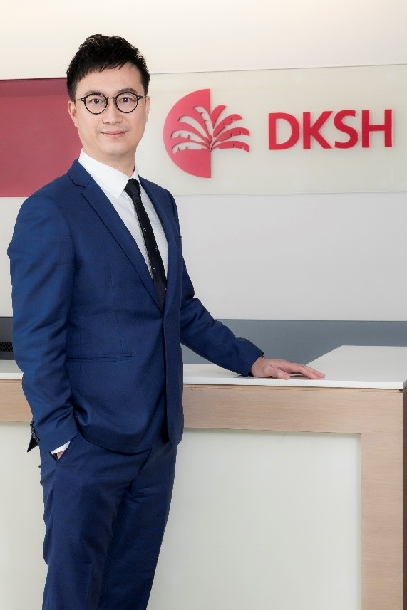 Photo: Fong Wai-ting: Head Country Management and Vice President of Healthcare, DKSH Hong Kong.