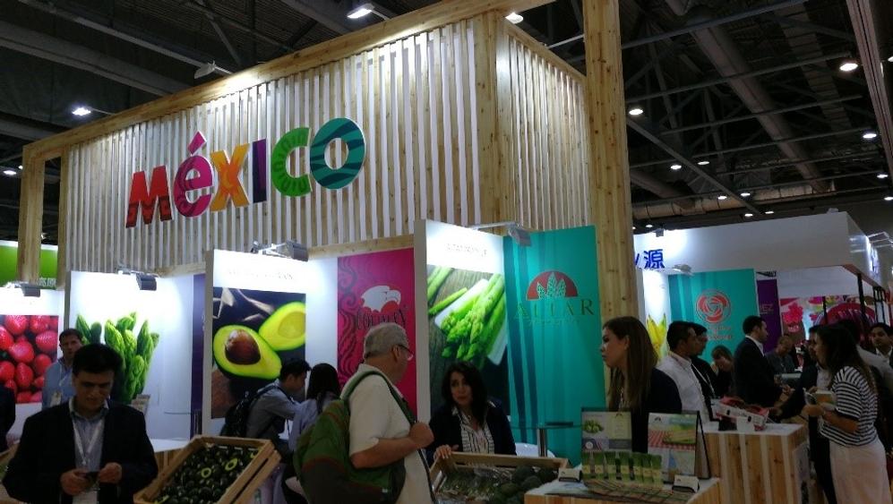 Photo: Mexico's participation at the Hong Kong International Wine & Spirits Fair and HKTDC Food Expo. (1)