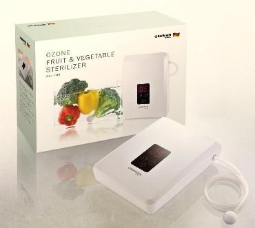 Photo: German Pool Ozone Fruit and Vegetable Sterilizer